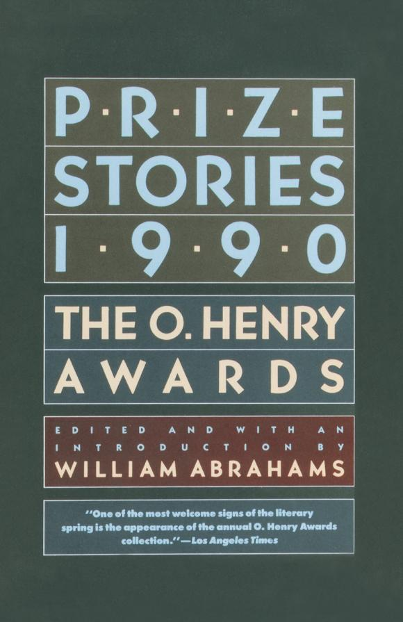 Prize Stories 1990 prize stories 1989