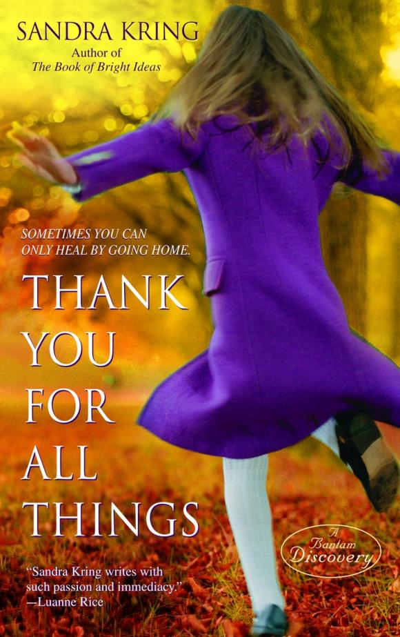 Thank You for All Things all things hidden