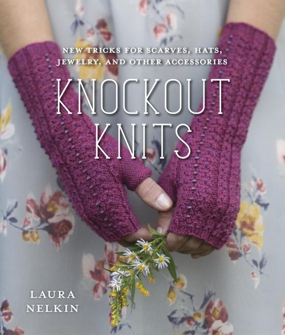 Knockout Knits drop dead easy knits