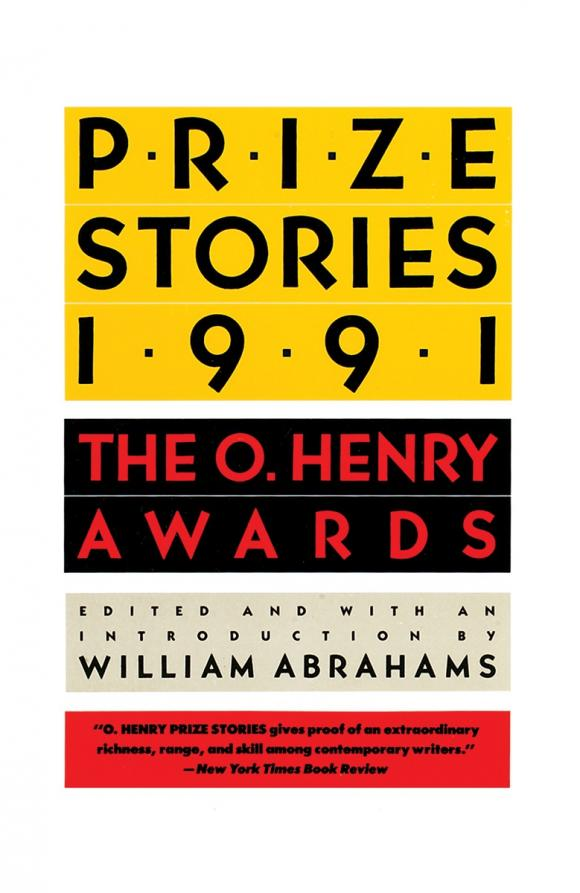 Prize Stories 1991 prize stories 1989