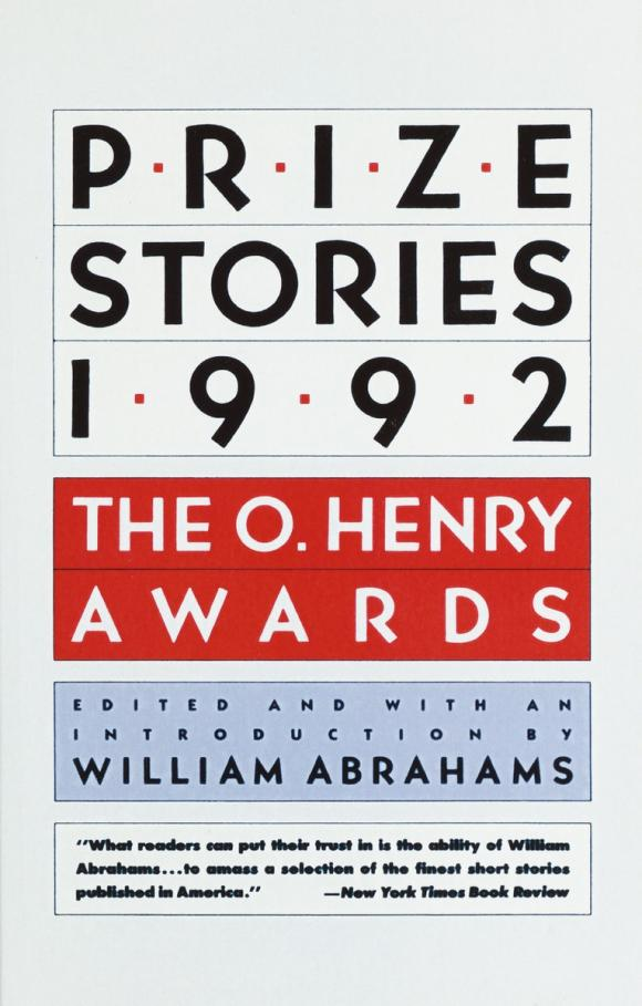 Prize Stories 1992 prize stories 1989