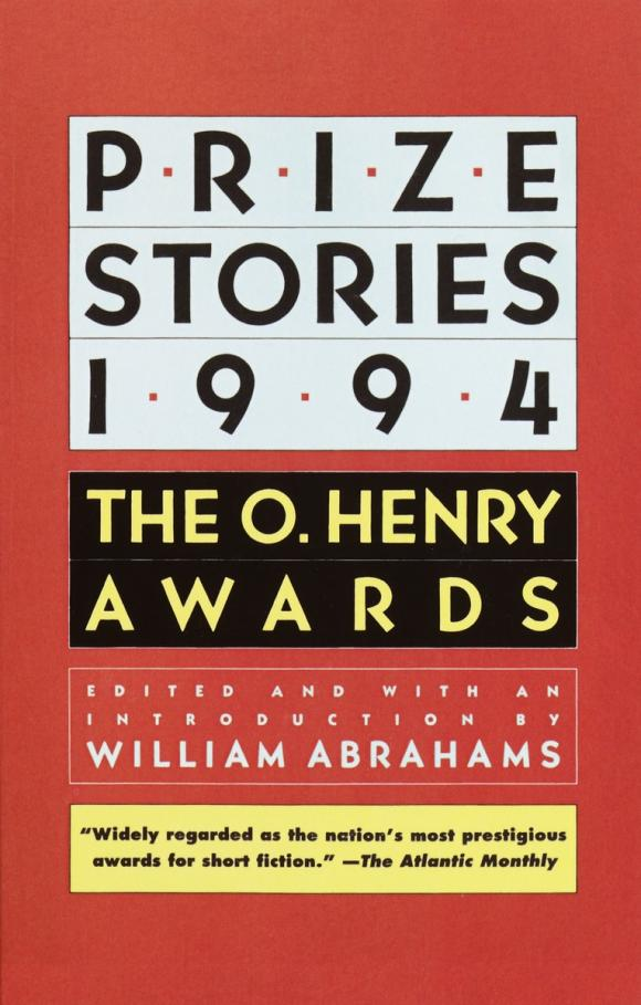 Prize Stories 1994 prize stories 1989
