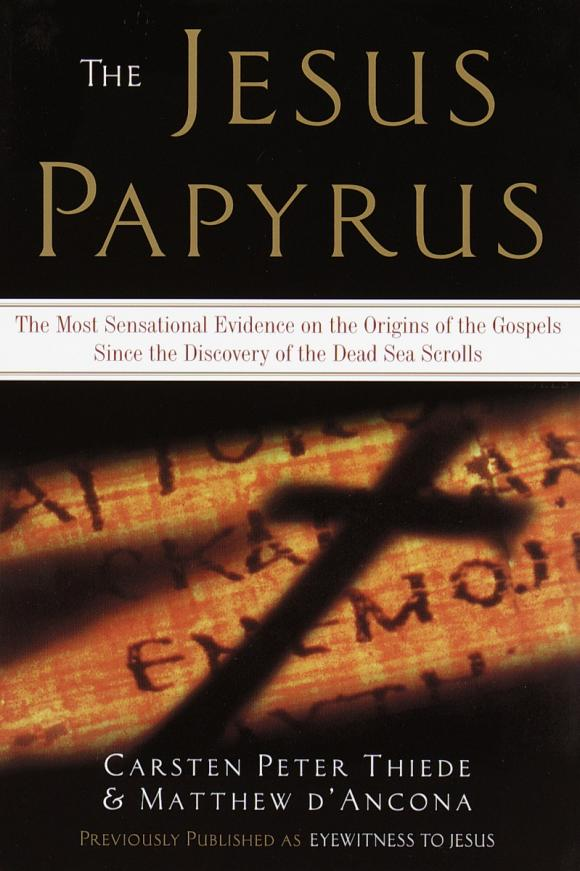 The Jesus Papyrus papyrus vol 2 imhotep s transformation