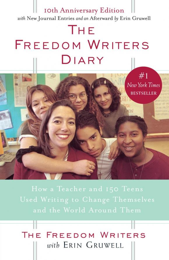 The Freedom Writers Diary pink diary