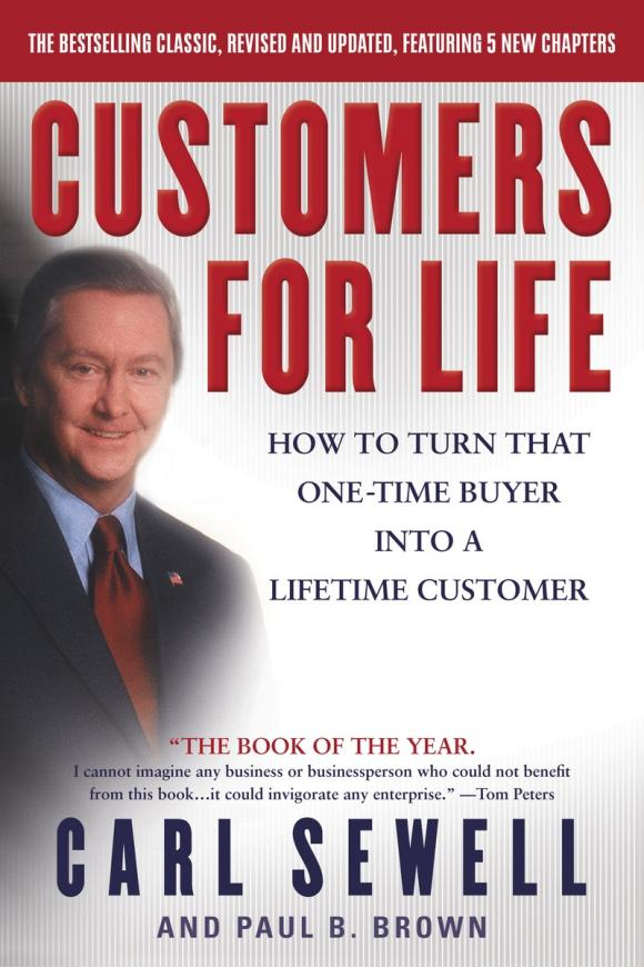 carl sewell customers for life