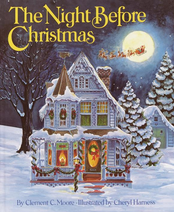 The Night Before Christmas richard scarry s the night before the night before christmas