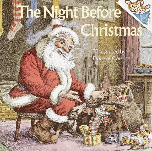 The Night Before Christmas the hollies the hollies clarke hicks