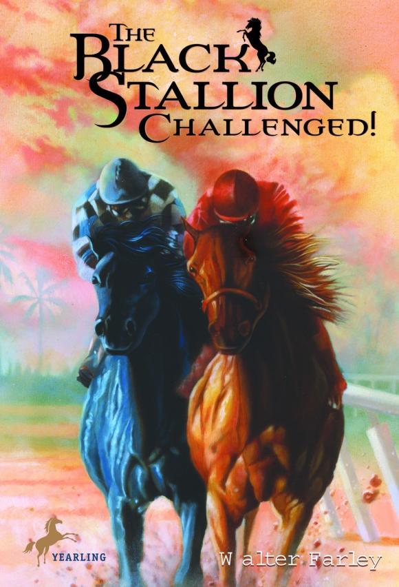The Black Stallion Challenged stallion