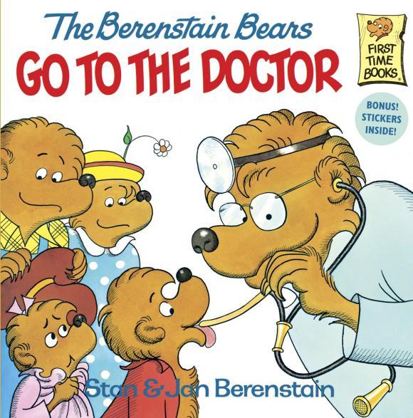 купить The Berenstain Bears Go to the Doctor по цене 639 рублей