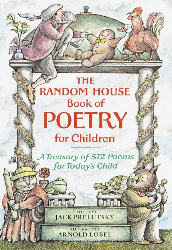 The Random House Book of Poetry for Children chandler r the penguin book of russian poetry