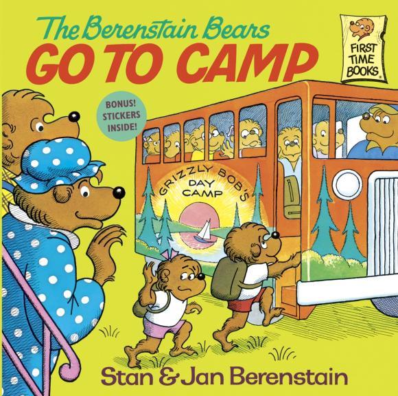 купить The Berenstain Bears Go to Camp по цене 579 рублей
