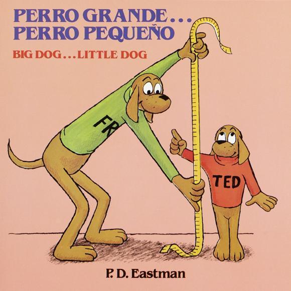 Perro Grande... Perro Pequeno флизелиновые обои sirpi grande corniche 22124
