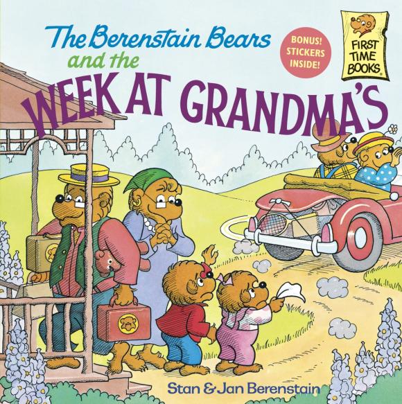 купить The Berenstain Bears and the Week at Grandma's по цене 639 рублей