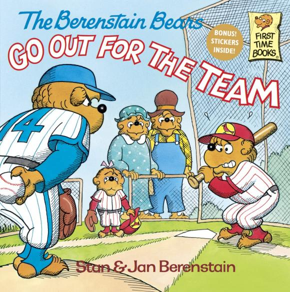 The Berenstain Bears Go Out for the Team женские часы go girl only go 694925