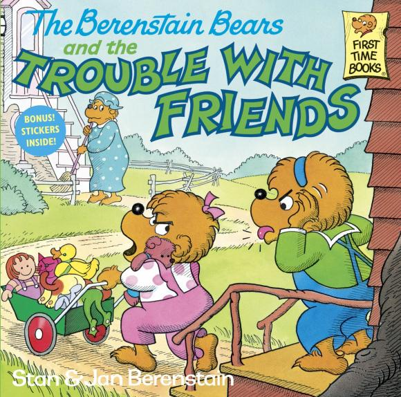 купить The Berenstain Bears and the Trouble with Friends по цене 639 рублей
