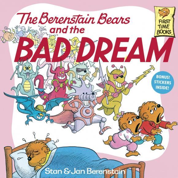 купить The Berenstain Bears and the Bad Dream по цене 639 рублей