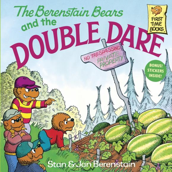 The Berenstain Bears and the Double Dare the berenstain bears and too much pressure