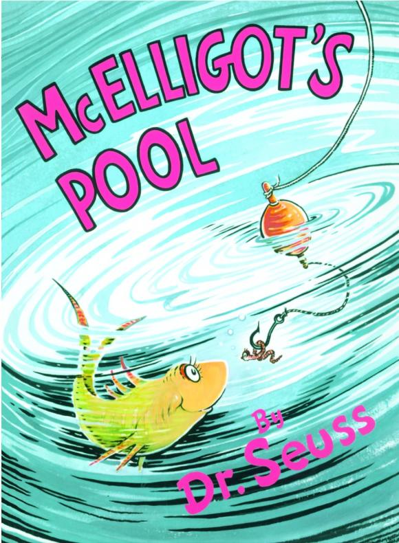 McElligot's Pool out of this world dr seuss cat in the hat page 7