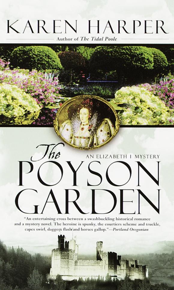 The Poyson Garden the kissing garden