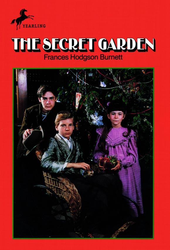 The Secret Garden the kissing garden