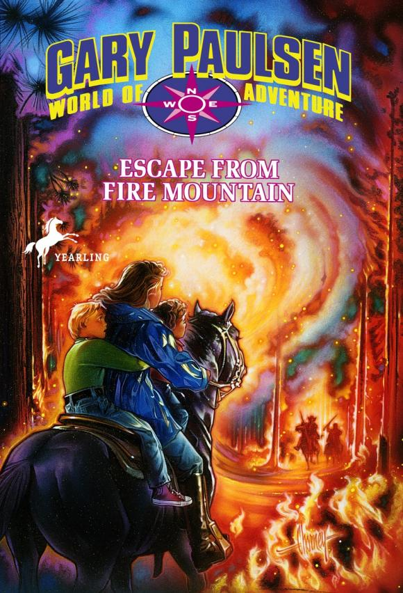 amulet 6 escape from lucien Escape from Fire Mountain