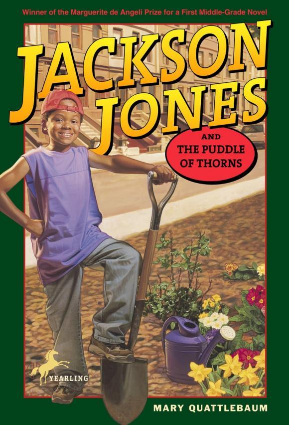 Jackson Jones and the Puddle of Thorns angel jackson бумажник