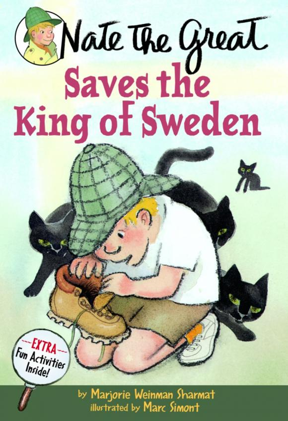 Nate the Great Saves the King of Sweden the reign of king john