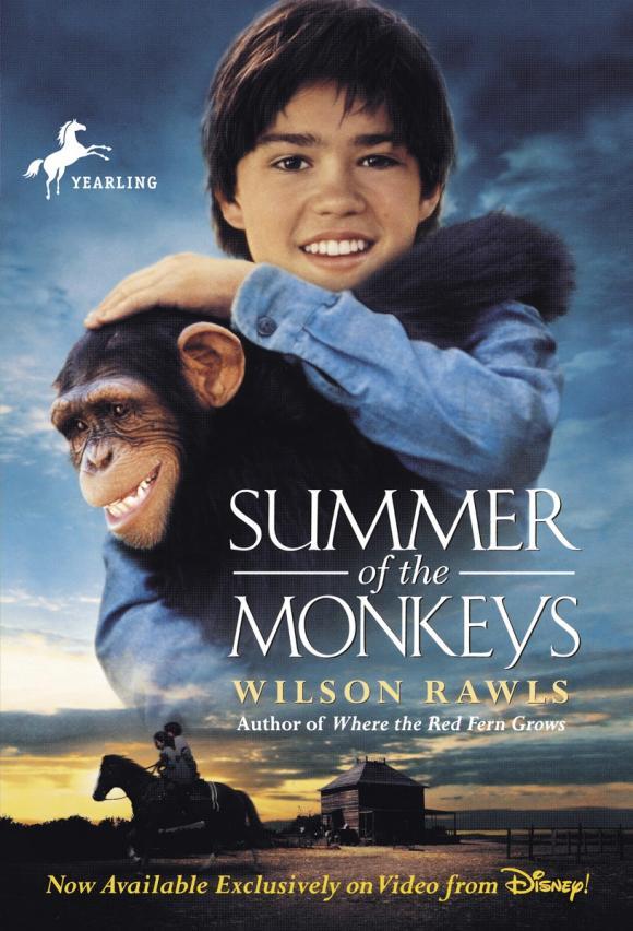 Купить Summer of the Monkeys