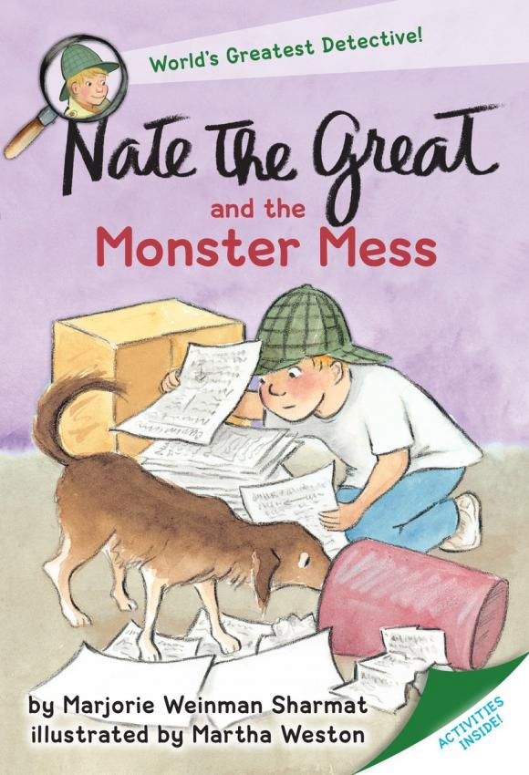 Nate the Great and the Monster Mess термометр and dt 623
