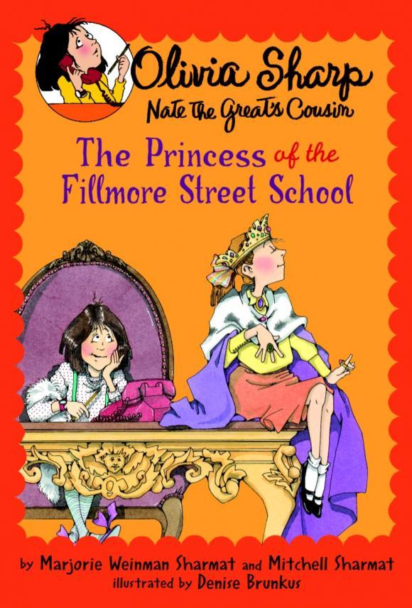 купить The Princess of the Fillmore Street School недорого