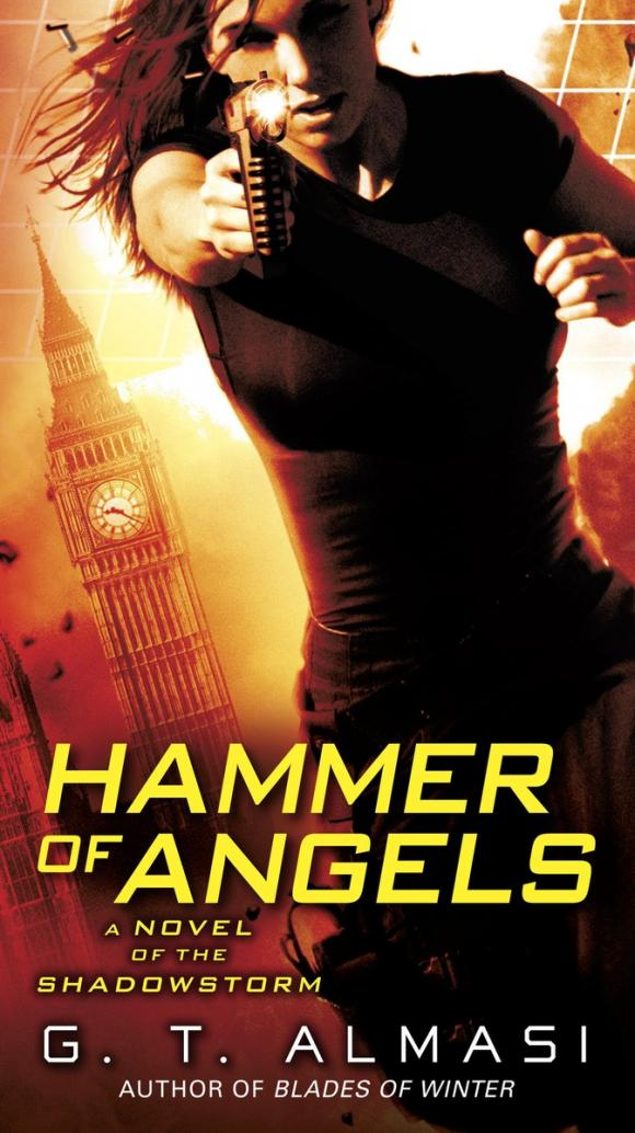 Hammer of Angels джинсы hammer