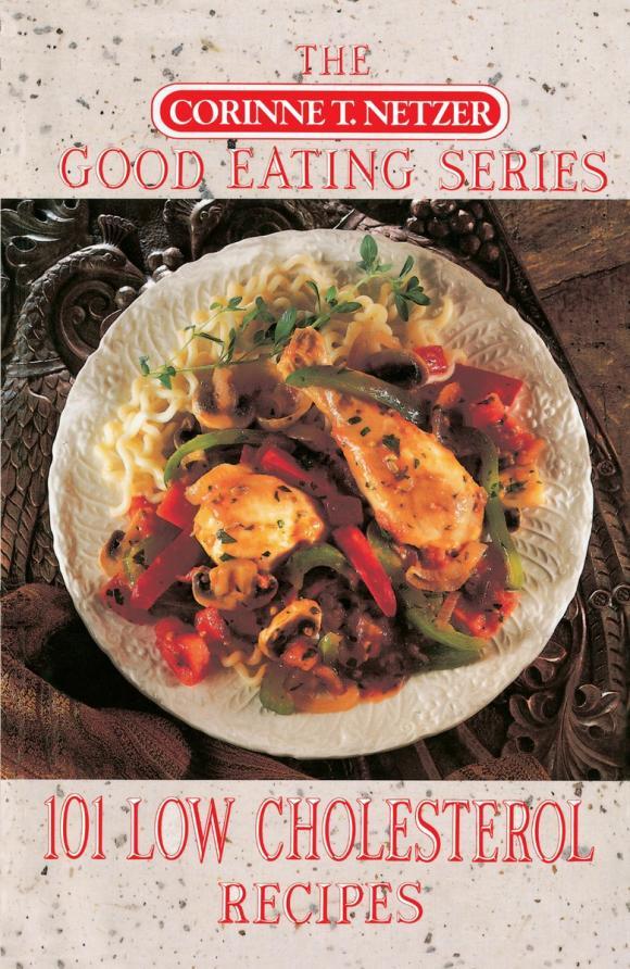 101 Low Cholesterol Recipes энергомера се 101 s6