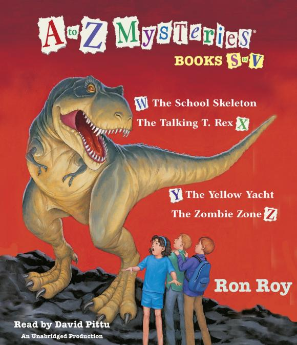 A to Z Mysteries: Books S-V ноутбук acer extensa ex2519 c08k nx efaer 050 nx efaer 050