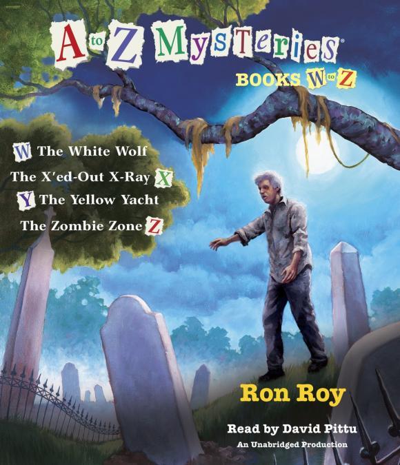A to Z Mysteries: Books W-Z