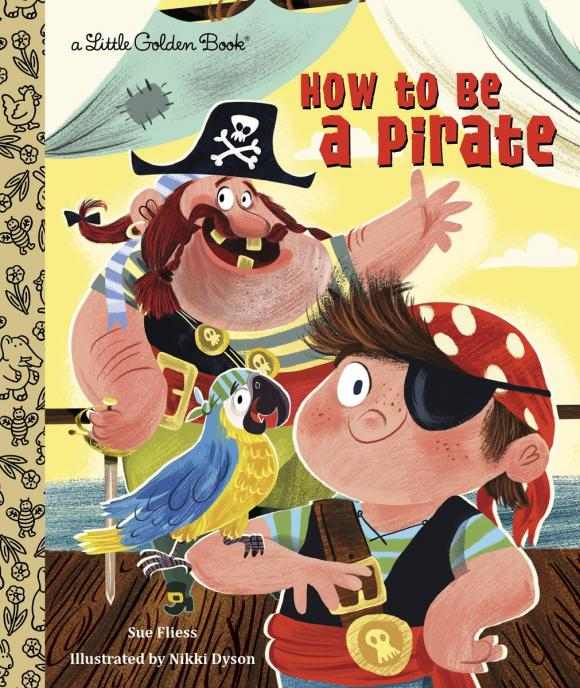 How to be a Pirate bmbe табурет pirate