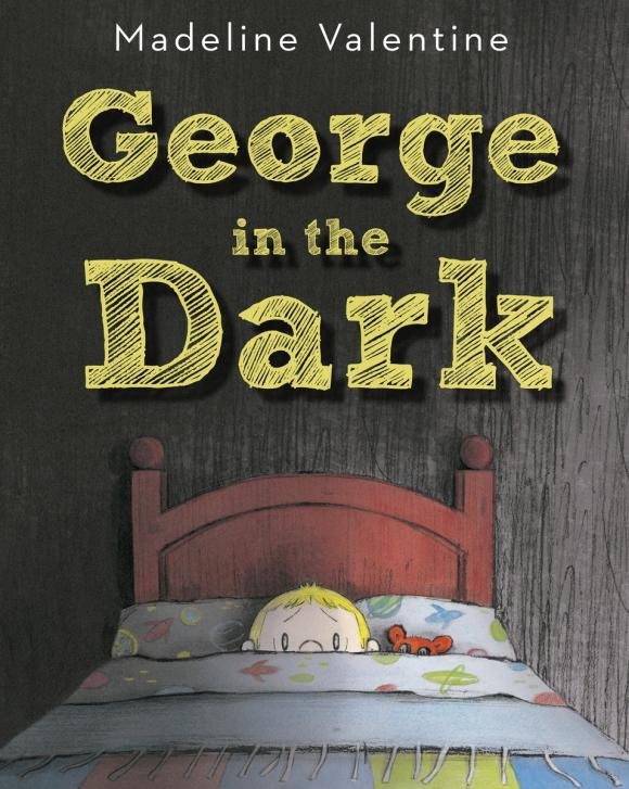 George in the Dark the immortals dark flame