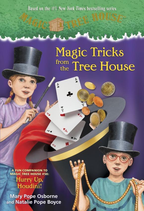 Купить Magic Tricks from the Tree House
