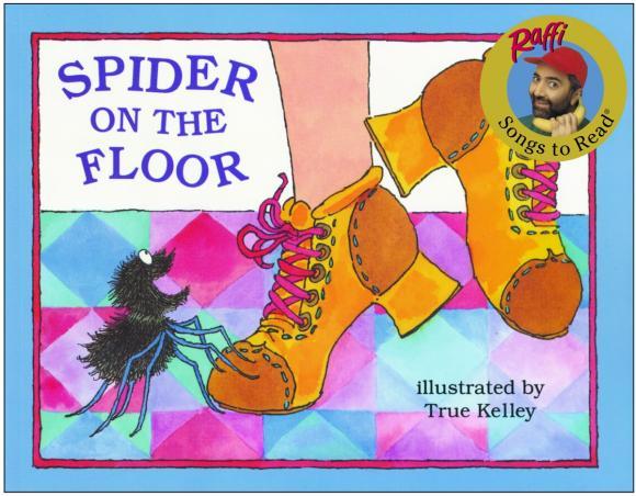 Spider on the Floor zipower pm 4110