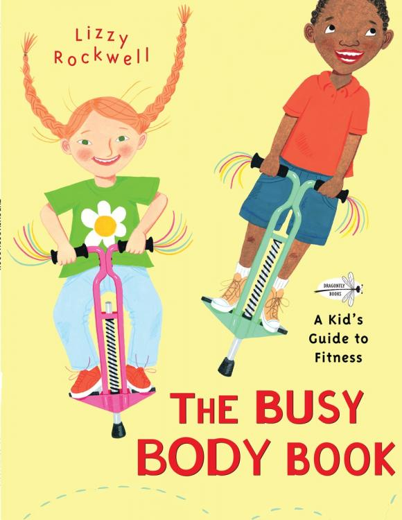 The Busy Body Book the body book