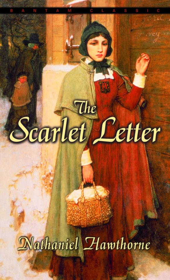 "the scarlet letter vs young goodman brown Hawthorne and irving essay hawthorne's ""young goodman brown"" and irving's ""the devil and tom walker"" are such scarlet letter by nathaniel hawthorne."