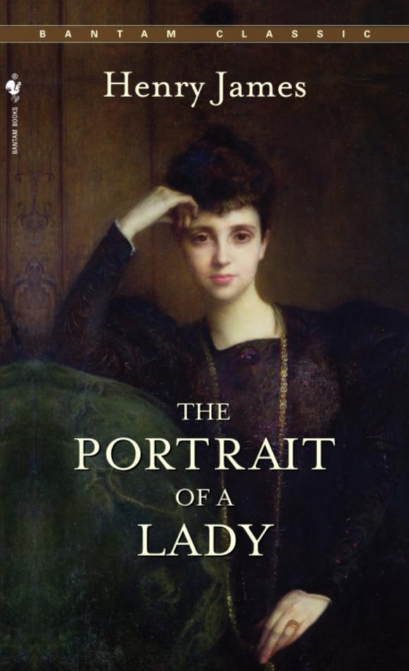 The Portrait of a Lady lady of magick