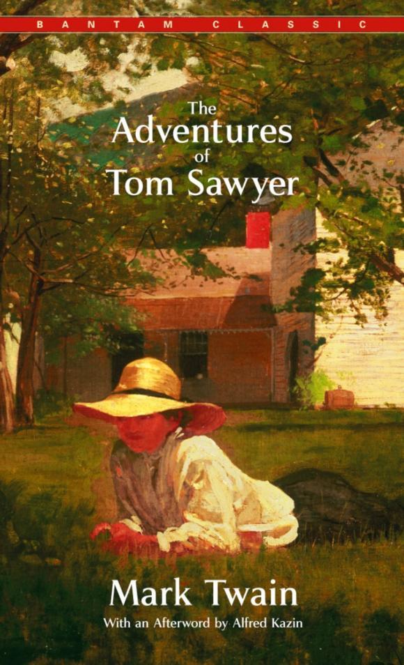 The Adventures of Tom Sawyer твен м the adventures of tom sawyer приключения тома сойера