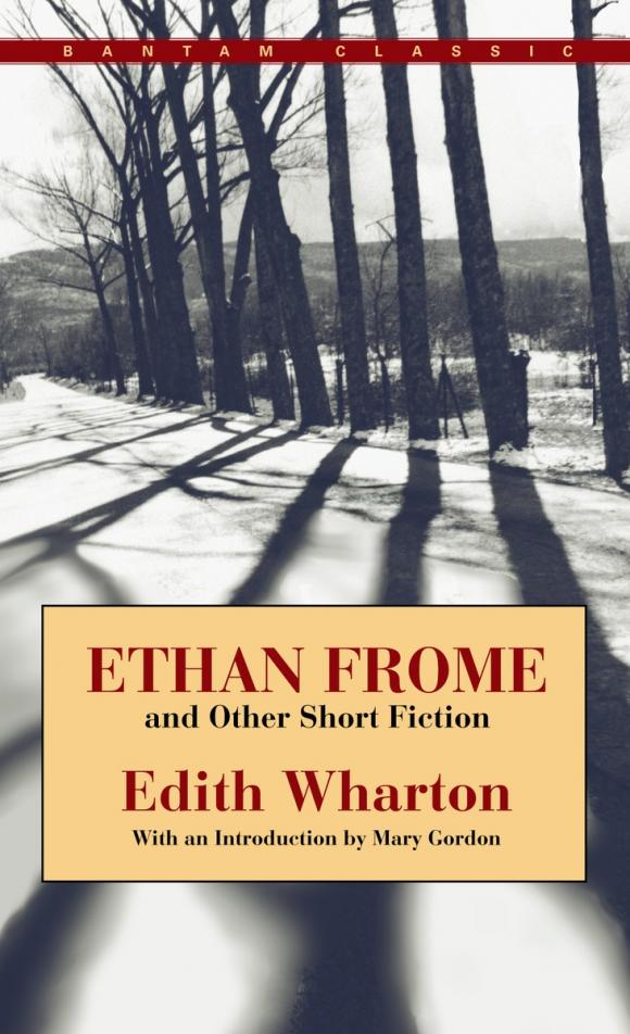 the story of ethan and his life in edith whartons novel ethan frome