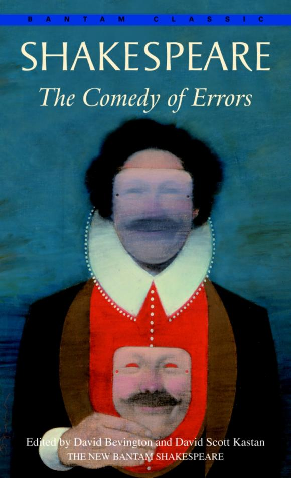The Comedy of Errors human comedy the