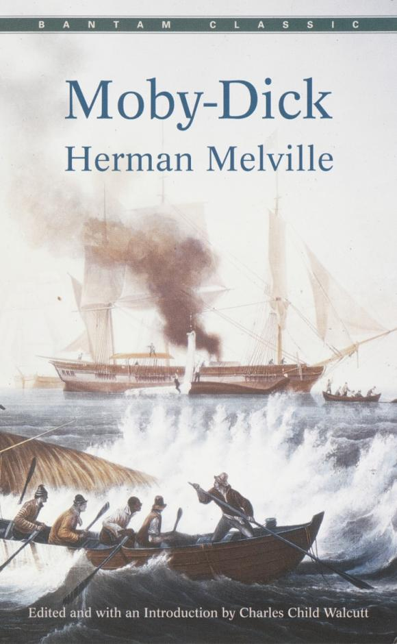 Moby-Dick h melville moby dick or the whale