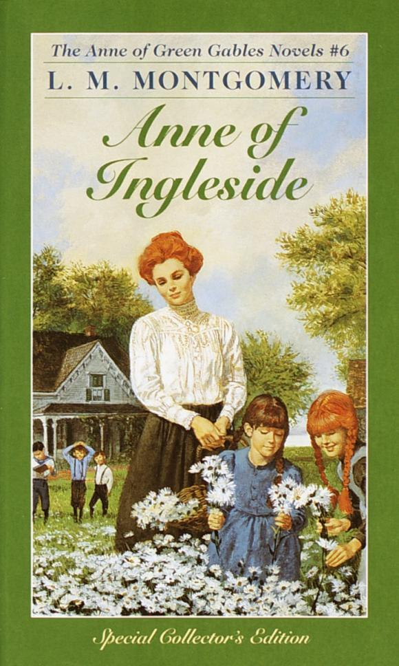 Anne of Ingleside rilla of ingleside