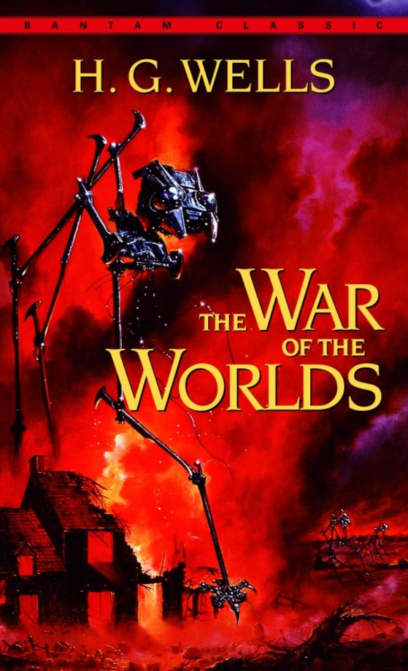 The War of the Worlds the war of the worlds and the war in the air