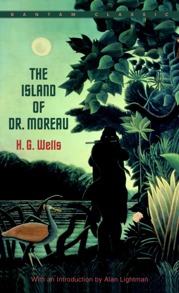 The Island of Dr. Moreau river island ri004dwtsn51