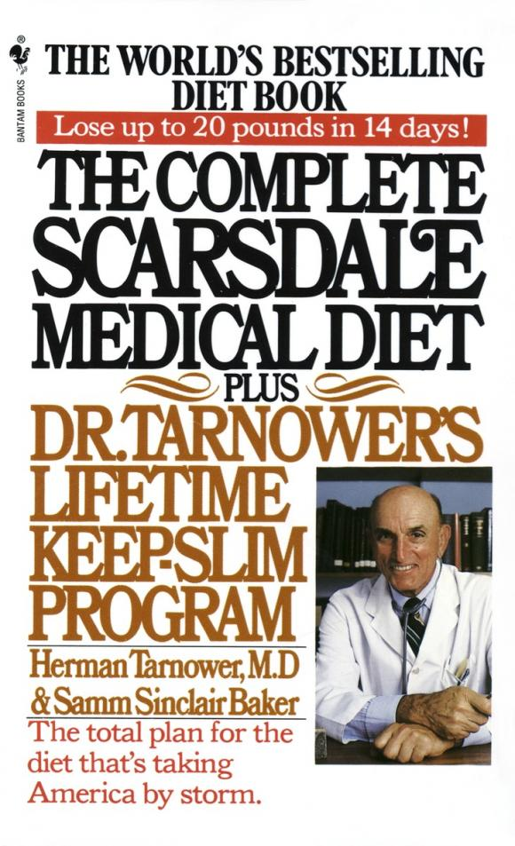 The Complete Scarsdale Medical Diet the ice diet