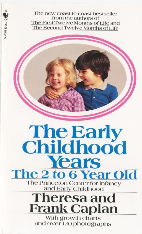 The Early Childhood Years